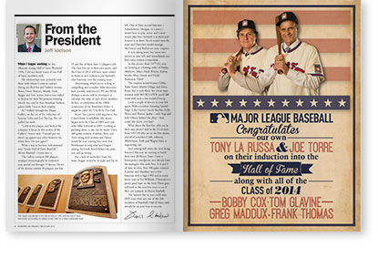National Baseball Hall of Fame Magazine